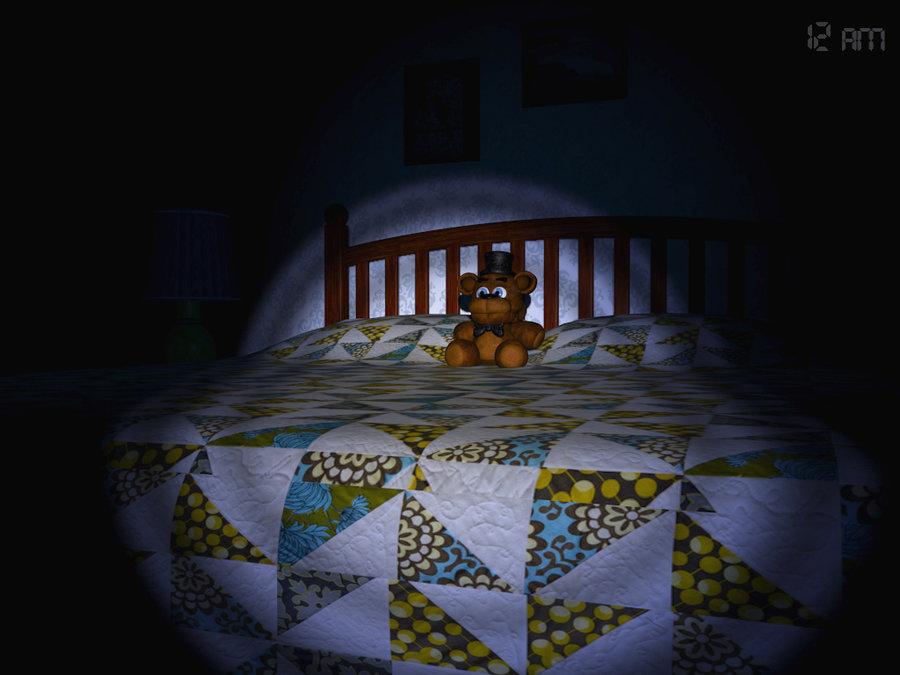 Tylny Pokój Dziecięcy