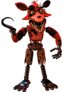 Withered foxyvr