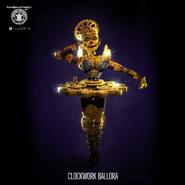 Clockwork Ballora