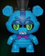 Blacklight Freddy Endoskeleton