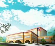 ToyChicasHighSchoolYears-School
