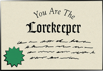 Certificado - Lorekeeper - Freddy Fazbear's Pizzeria Simulator.png