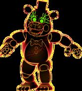 FNaF AR - VR Toy Freddy - Glimpse 3