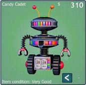 Candy catetygann