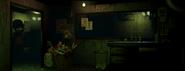 FNaF3 - Office (Alucinación - Muñeco de papel crepé 2)