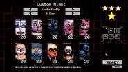 Sister Location - Golden Freddy (Custom Night)