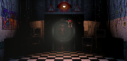 FNaF2 - Office (Mangle y Foxy - Pasillo)