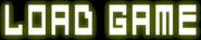 FNaF3 - Load Game (Texto)