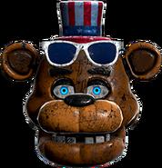 FNaF AR - Firework Freddy (Icono - Mapa)