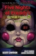 FNaF Fazbear's Fright 3 - Portada