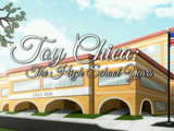 Toy Chica: The High School Years
