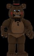FNaF HW - Toy Freddy - Game Area
