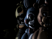 FNaF2 - Menu (Withered Chica)