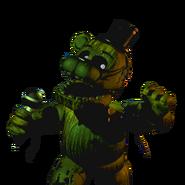 FNaF3 - Extra (Phantom Freddy - Iluminado)