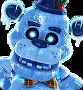 FNaF AR - Freddy Frostbear (Icono - Taller)