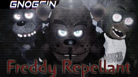 Five Nights Away From Freddy Gnoggin