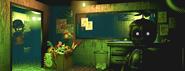 FNaF3 - Office (Phantom BB - Iluminado)