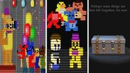 Five Nights at Freddy's 4 ALL ENDINGS 4 ENDING Minigame
