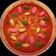 Pizza - Menú (FFPS)
