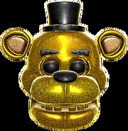 FNaF AR - Golden Freddy (Icono - Mapa)