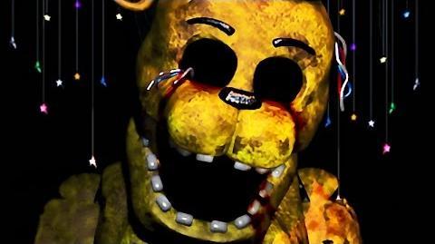 GOLDEN FREDDY'S SECRET Five Nights at Freddy's 2 - Part 6 (ENDING)
