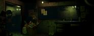 FNaF3 - Office (Alucinación - Phantom Golden Freddy)
