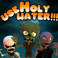 Use Holy Water