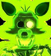 Alpine ui portrait radioactive foxy