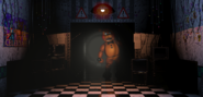FNaF2 - Office (Toy Freddy2 - Pasillo)