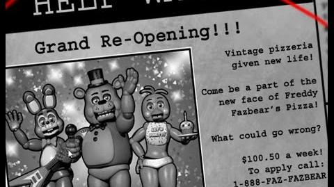 ★ Five Nights At Freddy's 2 REAL GAMEPLAY! Scariest Game On the Planet ★