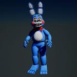 ToyBonnieAF - FNaFVR