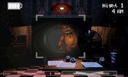 FNaF 2 (Móvil) - Office (Toy Freddy, Hall 2)