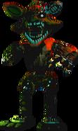 FNaF3 - Extra (Phantom Foxy - Iluminado)