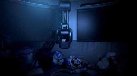 Bugs de Five Nights at Freddy's: Sister Location