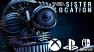 Five Nights at Freddy's Sister Location - Console