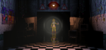 FNaF2 - Office (Toy Chica - Pasillo)