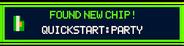 GreenQuickstartParty