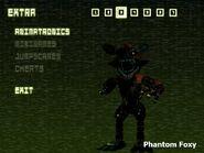 FNaF3 - Extra (Phantom Foxy - Captura)