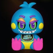 Blacklight Toy Chica
