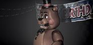 FNaF2 - Show Stage (Sólo está Toy Freddy)