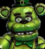 FNaF AR - Shamrock Freddy (Icono - Taller).png