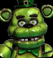 FNaF AR - Shamrock Freddy (Icono - Taller)