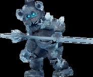 FNaF AR - Black Ice Frostbear - Glimpse 3