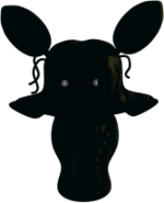 Phantom Mangle Jumpscare