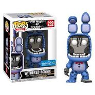 Funko POP withered Bonnie