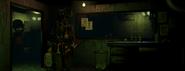 FNaF3 - Office (Phantom Foxy y Phantom Mangle)