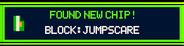 GreenBlockJumpscare