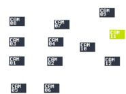 FNaF2 - Mapa (CAM 11)