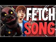 FNAF - FETCH SONG LYRIC VIDEO - Dawko & DHeusta