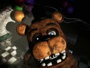 FNaF2 - Party Room 3 (Freddy - Iluminado)